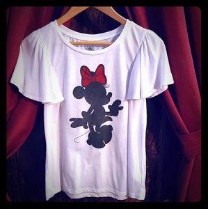 Disney minnie mouse shirt